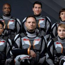 Mars: la foto degli astronauti