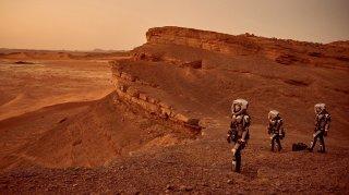 Mars: una foto di Marte