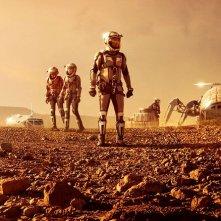 Mars: un'immagine dei protagonisti
