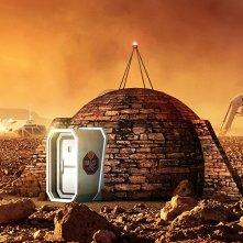 Mars: una foto della miniserie di National Geographic