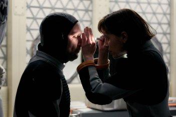 Mars: una foto dei protagonisti della miniserie