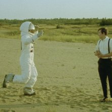 Operation Avalanche: una scena del film