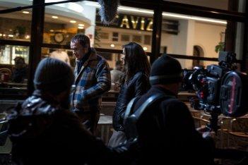 Porto: Lucie Lucas e Anton Yelchin insieme sul set del film