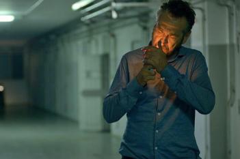 Marco Giallini è Rocco Schiavone nella fiction