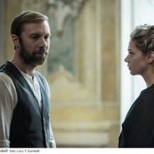 Sadie: Analeigh Tipton e Jakob Cedergren in una foto del film