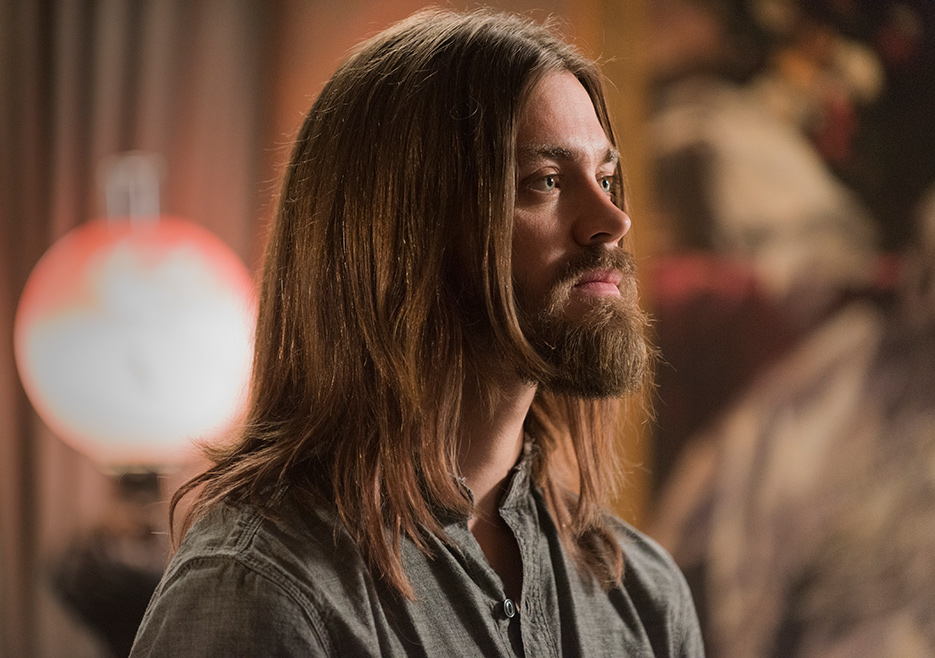 The Walking Dead: l'attore Tom Payne nell'episodio Go Getters