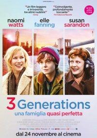 3 Generations – Una famiglia quasi perfetta in streaming & download