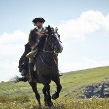 Poldark: Aidan Turner in una foto della serie