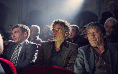 Quel Bravo Ragazzo, parlano Lo Verso, Bruschetta e Sperandeo:  «La comicità va canalizzata»