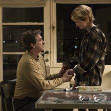 Scribe: François Cluzet e Alba Rohrwacher in una scena del film