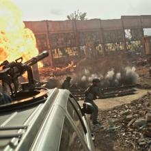 Transformers: The Last Knight, una foto delle riprese