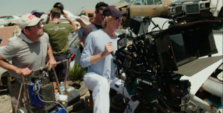 Transformers: The Last Knight, una foto dal set