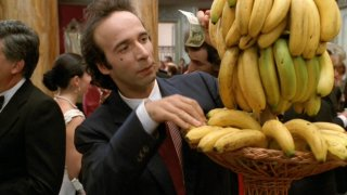 Benigni in Johnny Stecchino