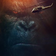 Kong: Skull Island - il manifesto del film
