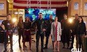 Supergirl, Arrow, The Flash, Legends of Tomorrow: plot e trailer del crossover