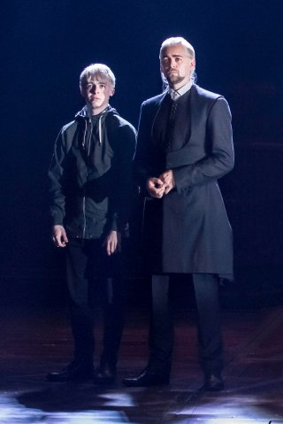 Harry Potter and the Cursed Child: Anthony Boyle e Alex Price