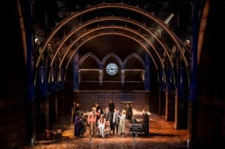 Harry Potter and the Cursed Child: un'immagine dello spettacolo