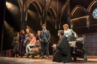 Harry Potter and the Cursed Child: i protagonisti dello spettacolo