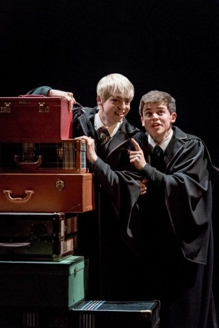 Harry Potter and the Cursed Child: Anthony Boyle e Sam Clemmett interpretano Scorpius e Albus