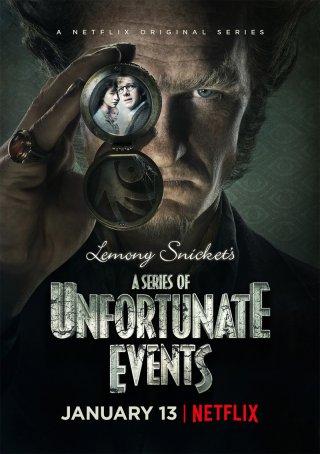 Una serie di sfortunati eventi: un nuovo poster della serie