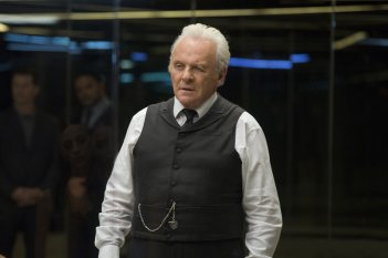 Westworld: Anthony Hopkins in Trompe L'Oeil