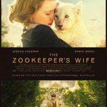 Locandina di The Zookeeper's Wife