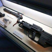 Ghost in the Shell: delle armi in esposizione all'evento di Tokyo