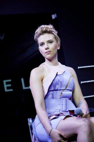 Ghost in the Shell: Scarlett Johansson all'evento di Tokyo