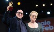 """Meryl Streep sostiene Fuocoammare per la corsa all'Oscar: """"E' una poesia"""""""