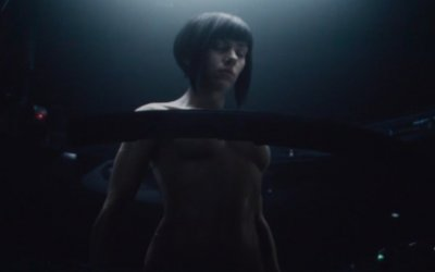 Ghost in the Shell (2017) - Shelling Sequence Clip