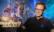 Guardiani della galassia: James Gunn smentisce scommessa da 100mila dollari sull'easter egg