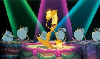 La Bella e la Bestia: Lumière in una foto del film