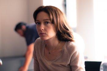 Io ci sono: la protagonista Cristiana Capotondi