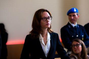 Io ci sono: l'attrice Cristiana Capotondi