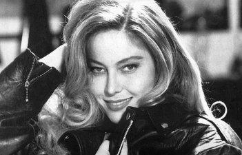 Moana Pozzi, un primo piano dell'attrice hard