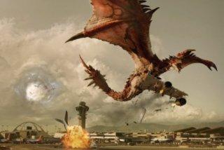 Monster Hunter: un concept art del film