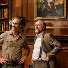 The Walking Dead: gli attori Steven Ogg e Xander Berkeley in Go Getters