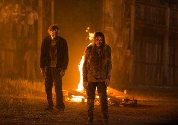 The Walking Dead: due walkers in Go Getters
