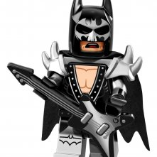 LEGO Batman Movie: Heavy Metal Batman