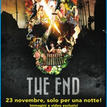 Locandina di Mötley Crüe: The End