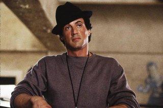Sylvester Stallone in Rocky V