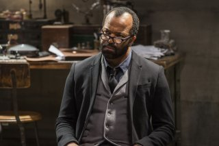 Westworld: l'attore Jeffrey Wright nell'episodio Trace Decay