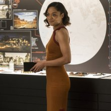 Westworld: l'attrice Tessa Thompson in Trace Decay