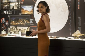 Westworld: l'attrice Tessa Thompson in Trace Decay