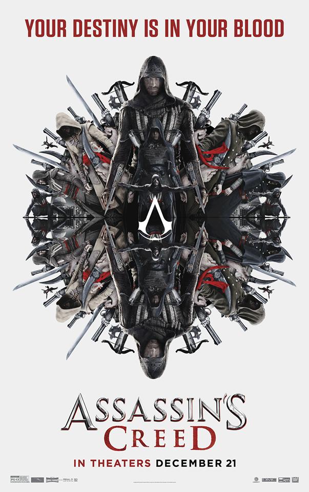 Assassin's Creed: un poster del film