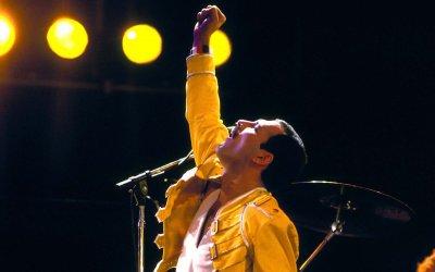 Freddie Mercury, una vita da film