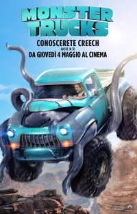 Monster Trucks in streaming & download