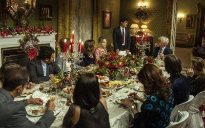 """La cena di Natale, a """"tavola"""" con il cast e il regista Marco Ponti"""