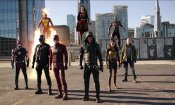 Invasion - Heroes v Aliens: The Dominators   The CW DC TV Crossover Trailer