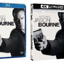 Le coiver di Jason Bourne e Bourne Collection
